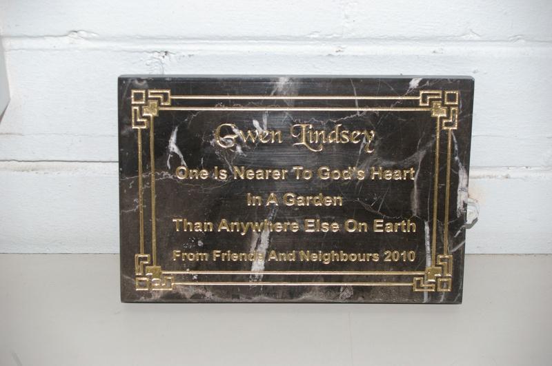 Garden Memorial