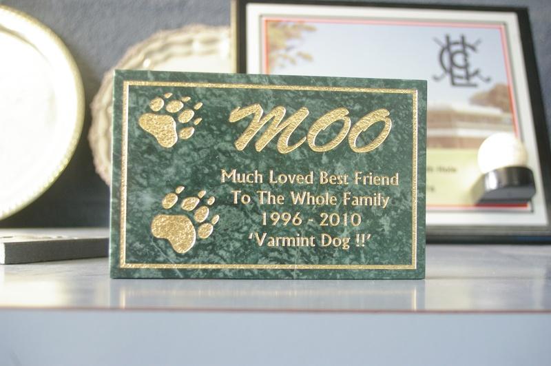 Pet Memorial